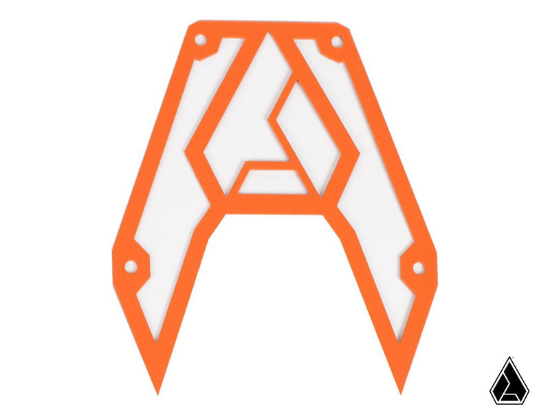 Assault Industries 101005SM0607 B2 Bomber Series Mirrors Bezel Set Orange