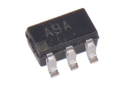 Analog Devices AD8591ARTZ-REEL7 , Precision, Op Amp, RRIO, 3MHz 1 MHz, 2.5 → 6 V, 6-Pin SOT-23 (10)