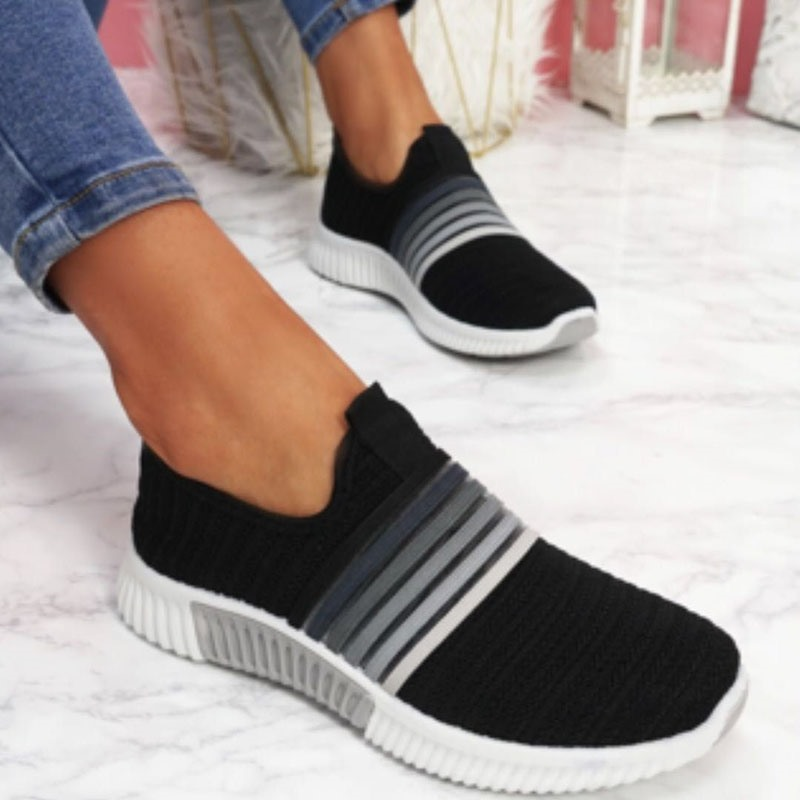 Ericdress Slip-On Round Toe Outdoor Sneakers