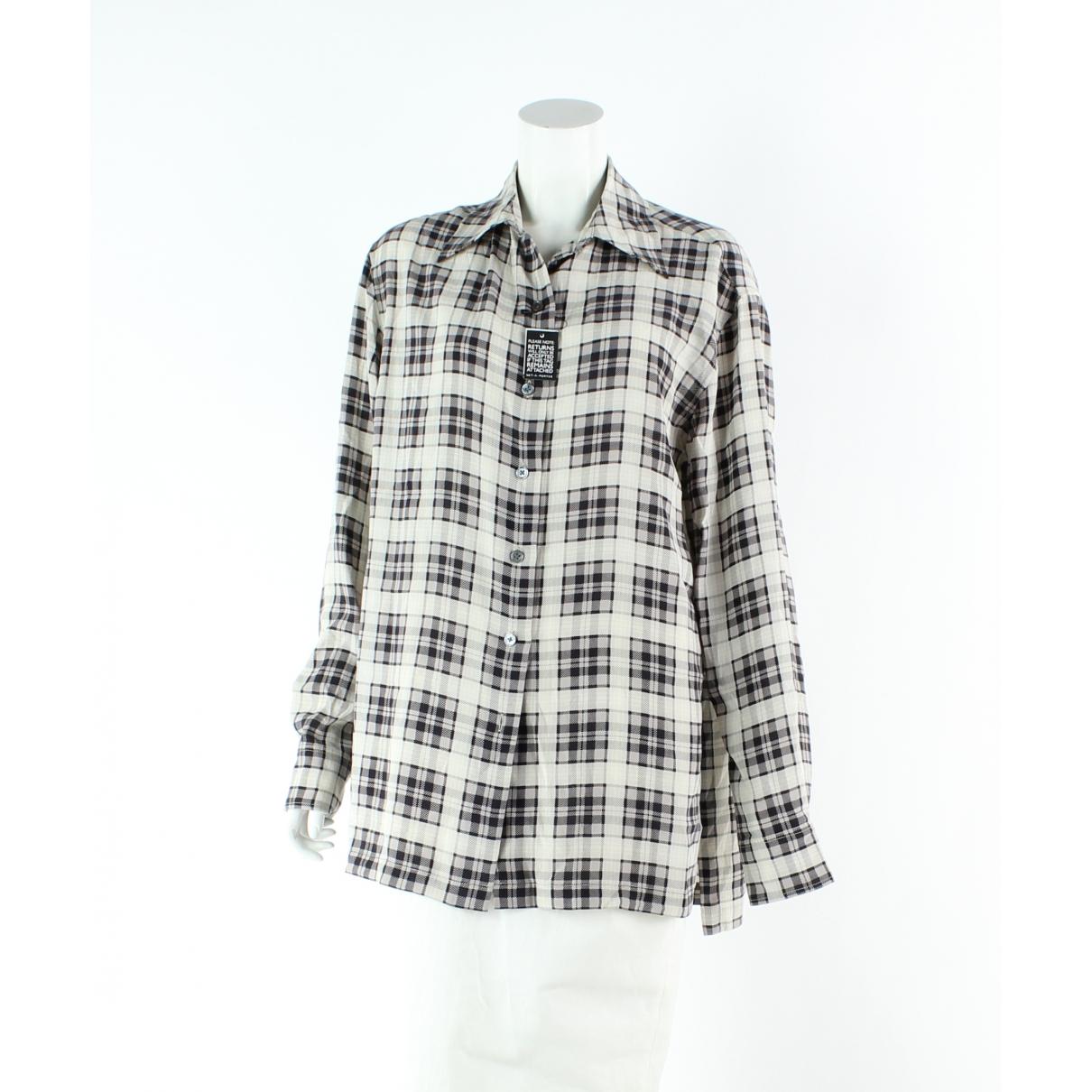 Marc Jacobs \N Orange Silk  top for Women XS International