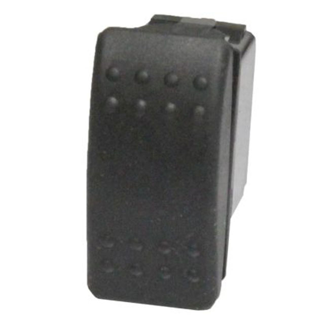 ModQuad RS-BLACK Rocker Switch Solid Black