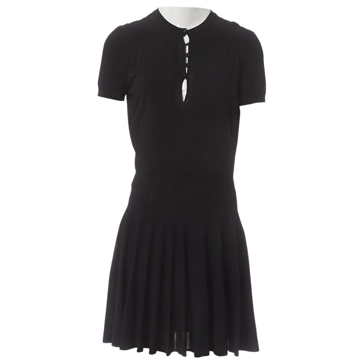 Saint Laurent \N Black dress for Women M International
