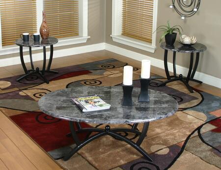 CR-72130-90 Sierra 3 Piece Coffee & End Table