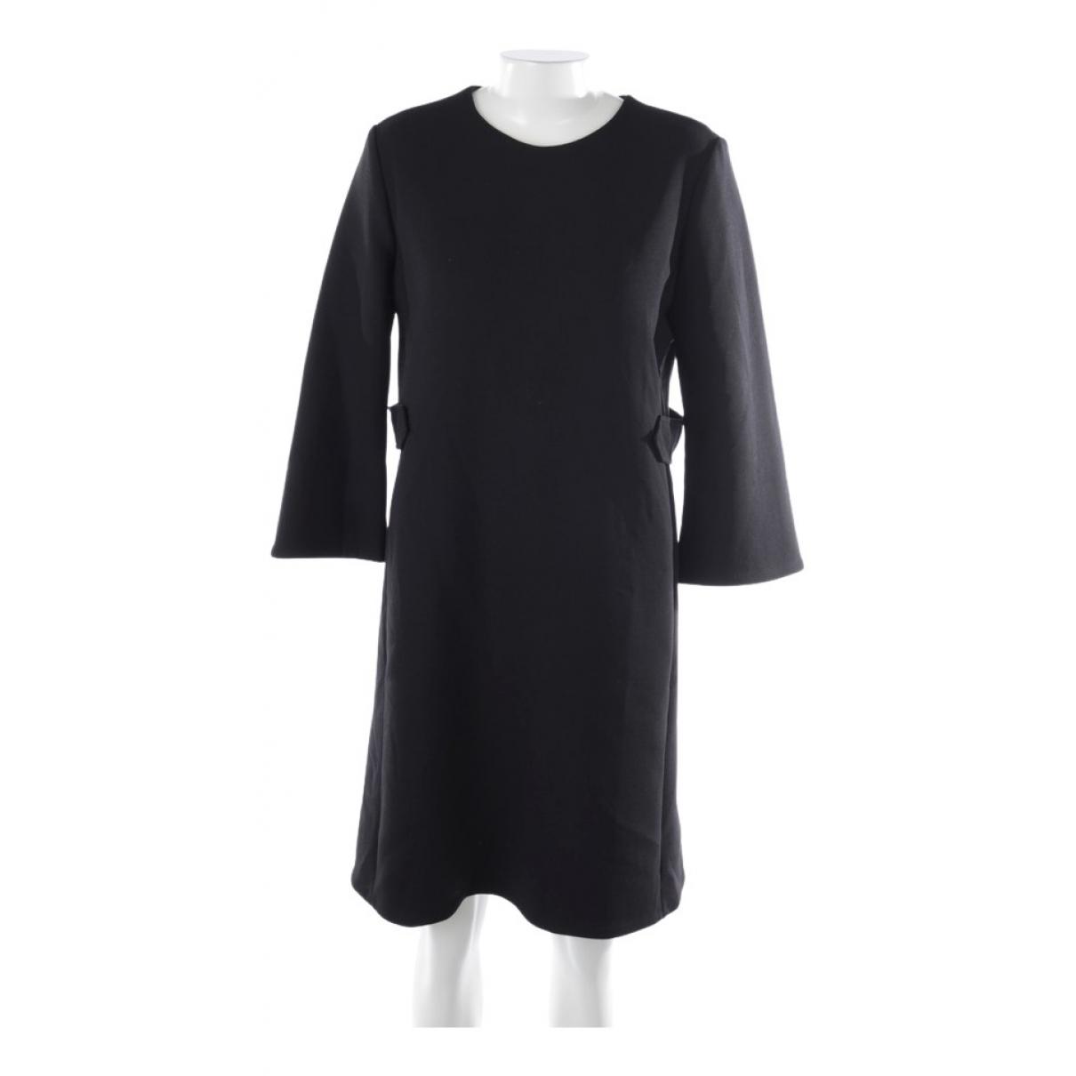 Dorothee Schumacher \N Kleid in  Schwarz Polyester