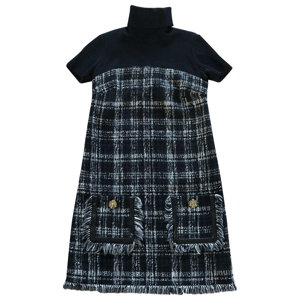 Elisabetta Franchi \N Kleid in Tweed