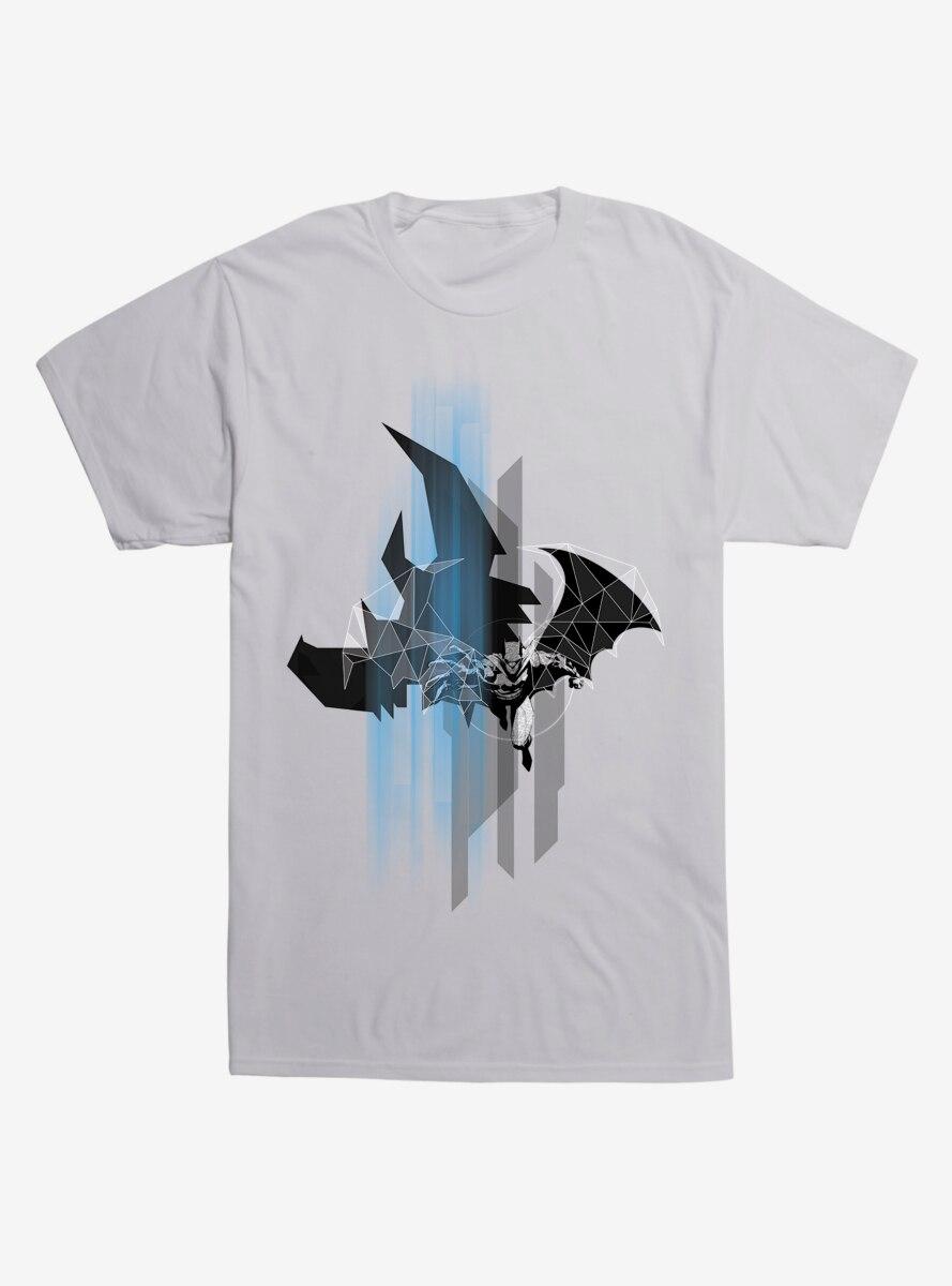 DC Comics Batman Abstract T-Shirt