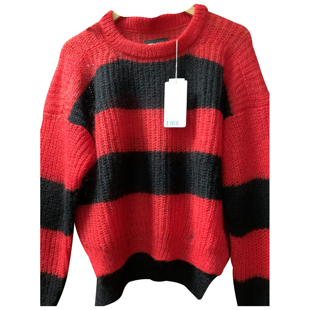 Zadig & Voltaire Fall Winter 2019 Multicolour Wool Knitwear for Women 38 FR