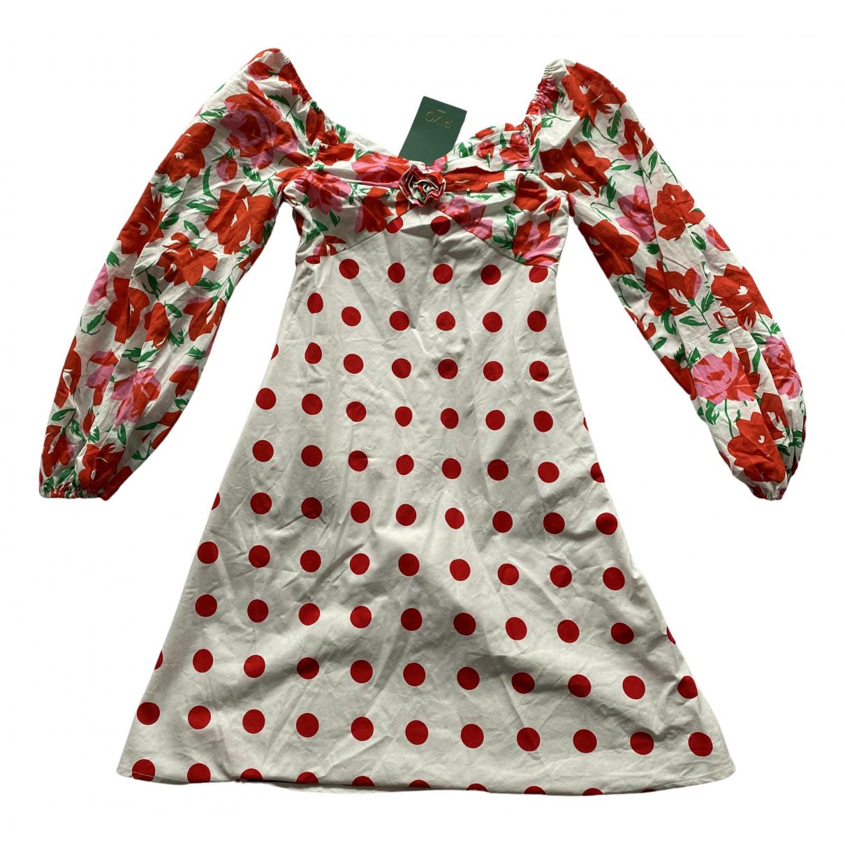 Mini vestido Rixo