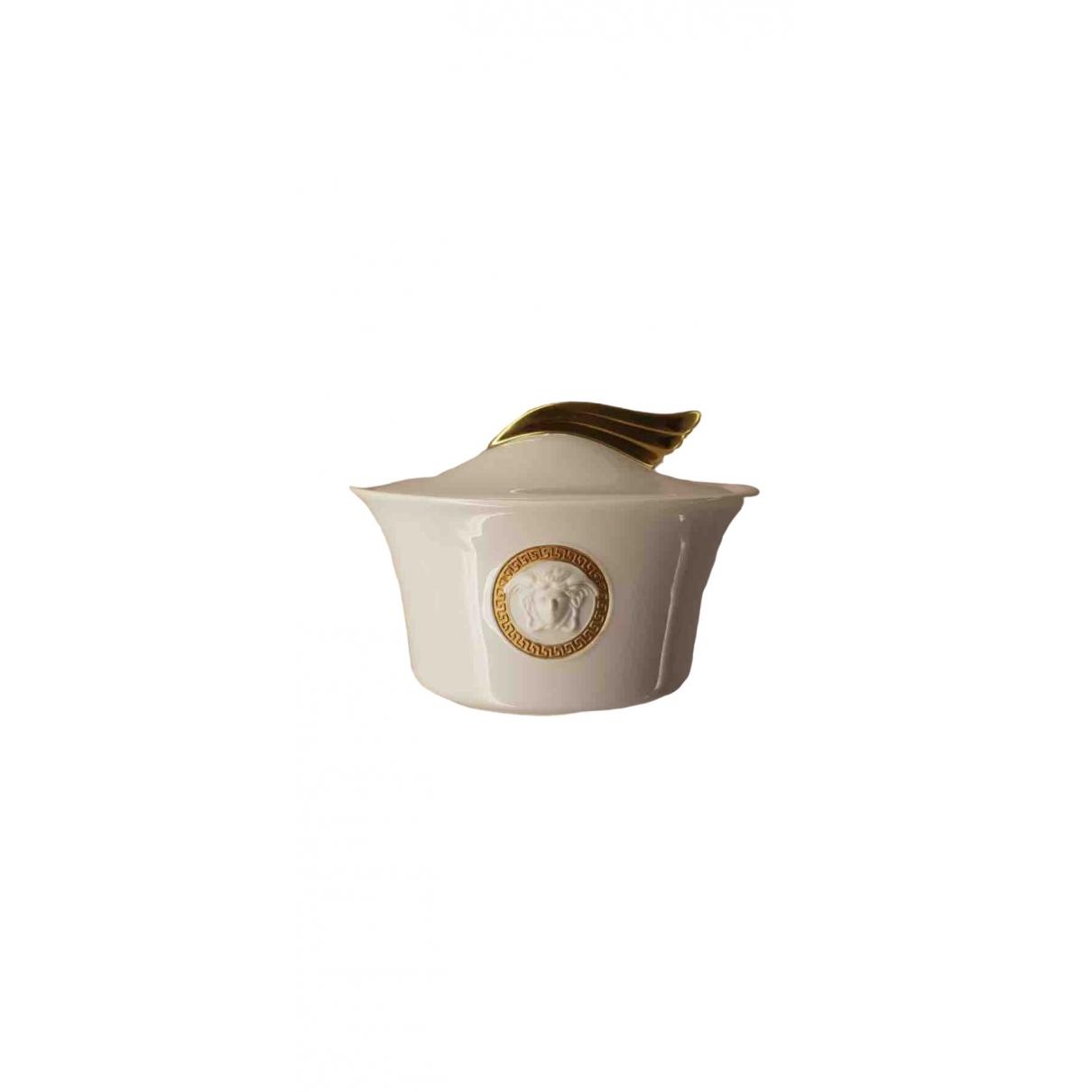 Menaje de mesa de Porcelana Versace