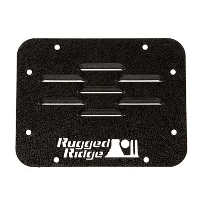 Rugged Ridge Tire Carrier Delete Plate - 11586.10