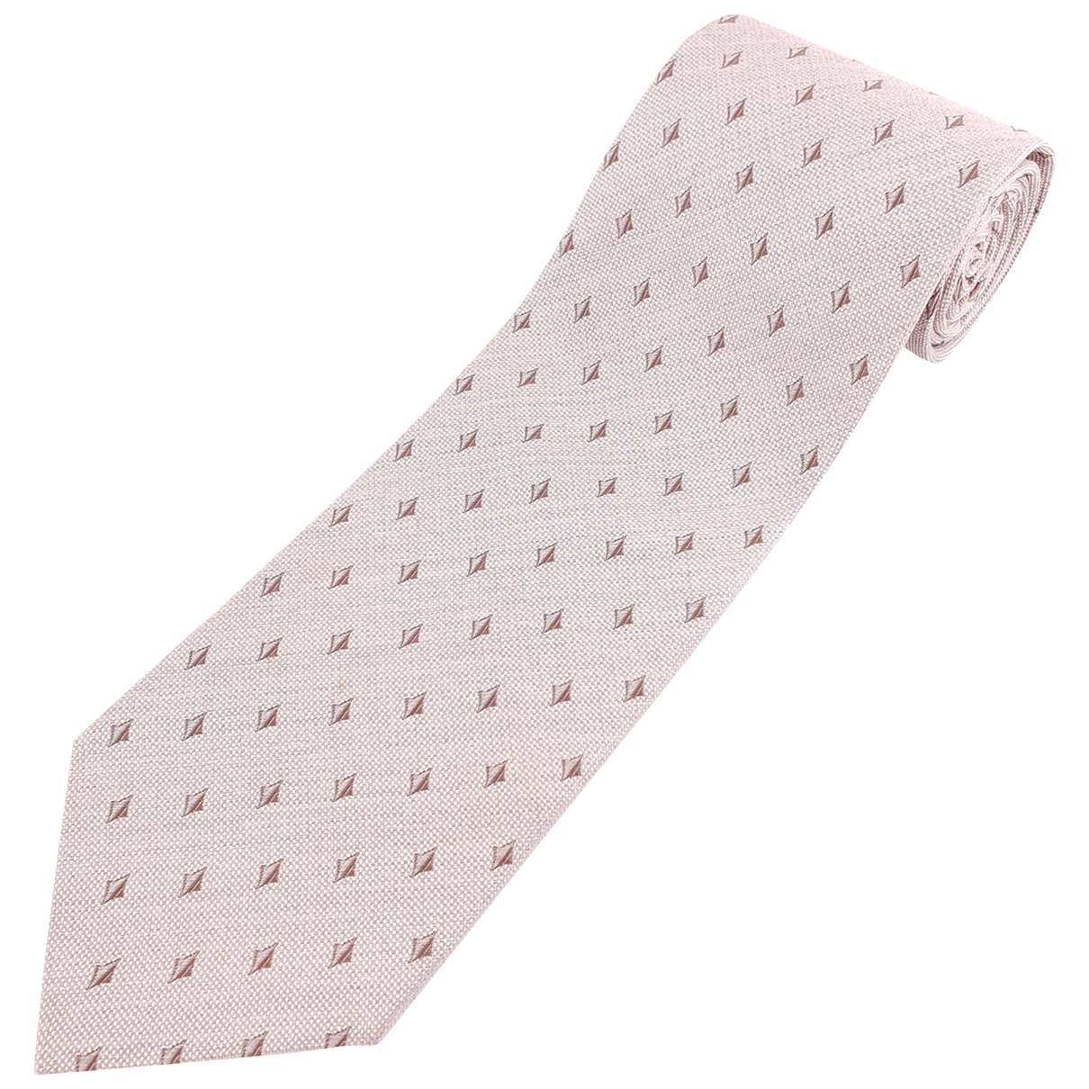 Giorgio Armani \N Beige Silk Ties for Men \N