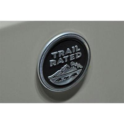 Jeep Trail Rated Badge (Multi) - 55157317AB