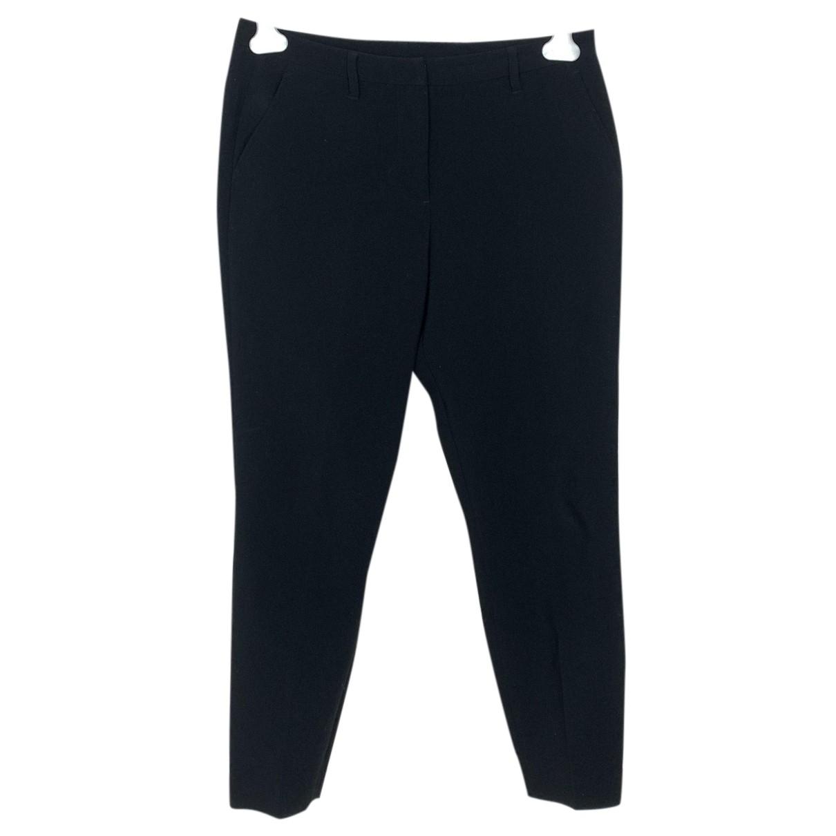 Twin Set N Black Trousers for Women M International