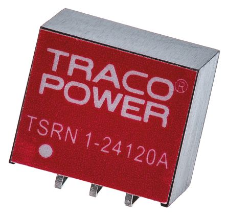 TRACOPOWER Through Hole Switching Regulator, ±12V dc Output Voltage, 13.5 → 24 V dc, 13.5 → 42 V dc Input