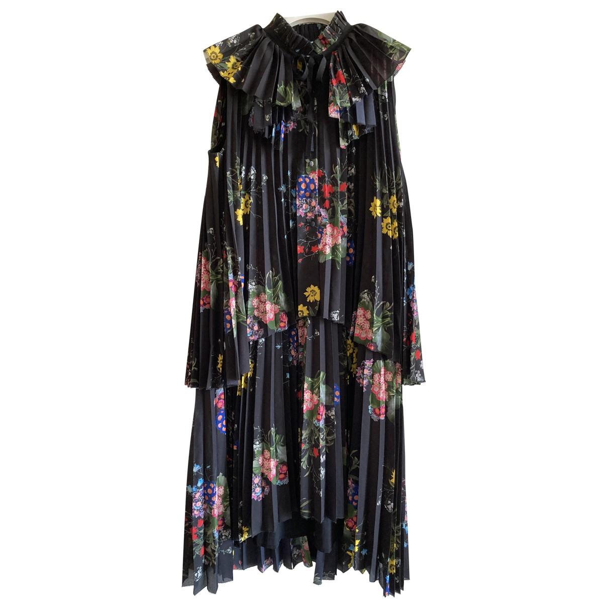 Erdem X H&m - Robe   pour femme - noir