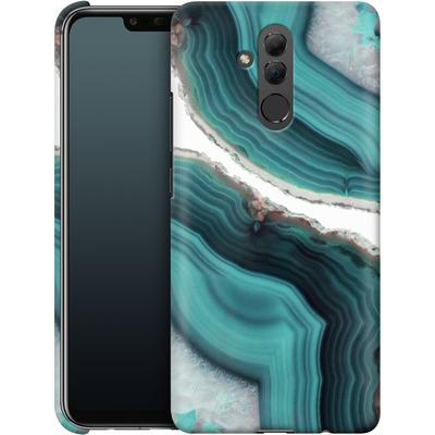 Huawei Mate 20 Lite Smartphone Huelle - Sea Agate von Emanuela Carratoni