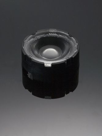 Ledil CN15825_WINNIE-W-C, Winnie Series LED Lens, 50 ° Wide Beam