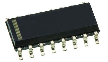 Nexperia 74HC4017D,652 10-stage Decade Counter, Up Counter, , Uni-Directional, 16-Pin SOIC (25)