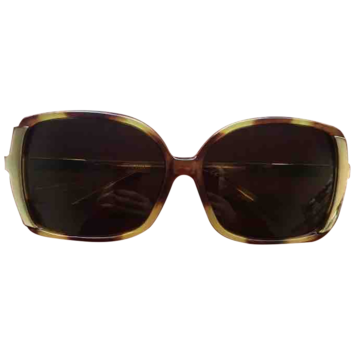 Gianfranco Ferré \N Brown Sunglasses for Women \N