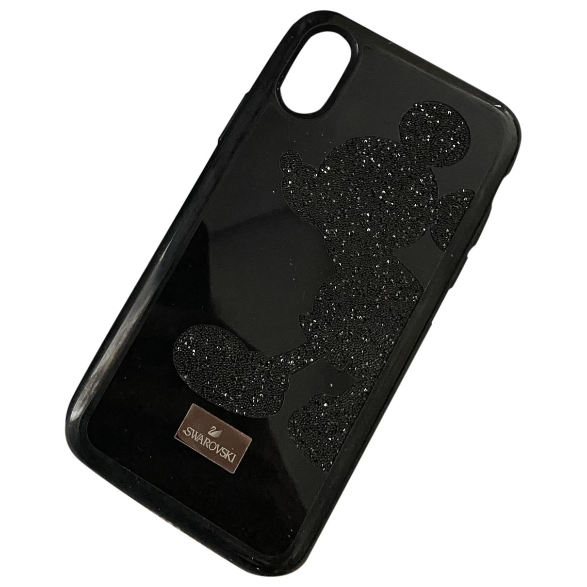 Swarovski \N Black Accessories for Life & Living \N