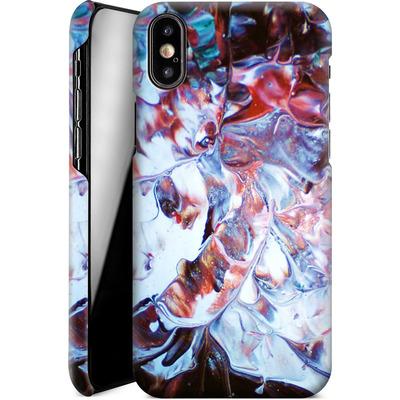 Apple iPhone X Smartphone Huelle - Macro 3 von Gela Behrmann