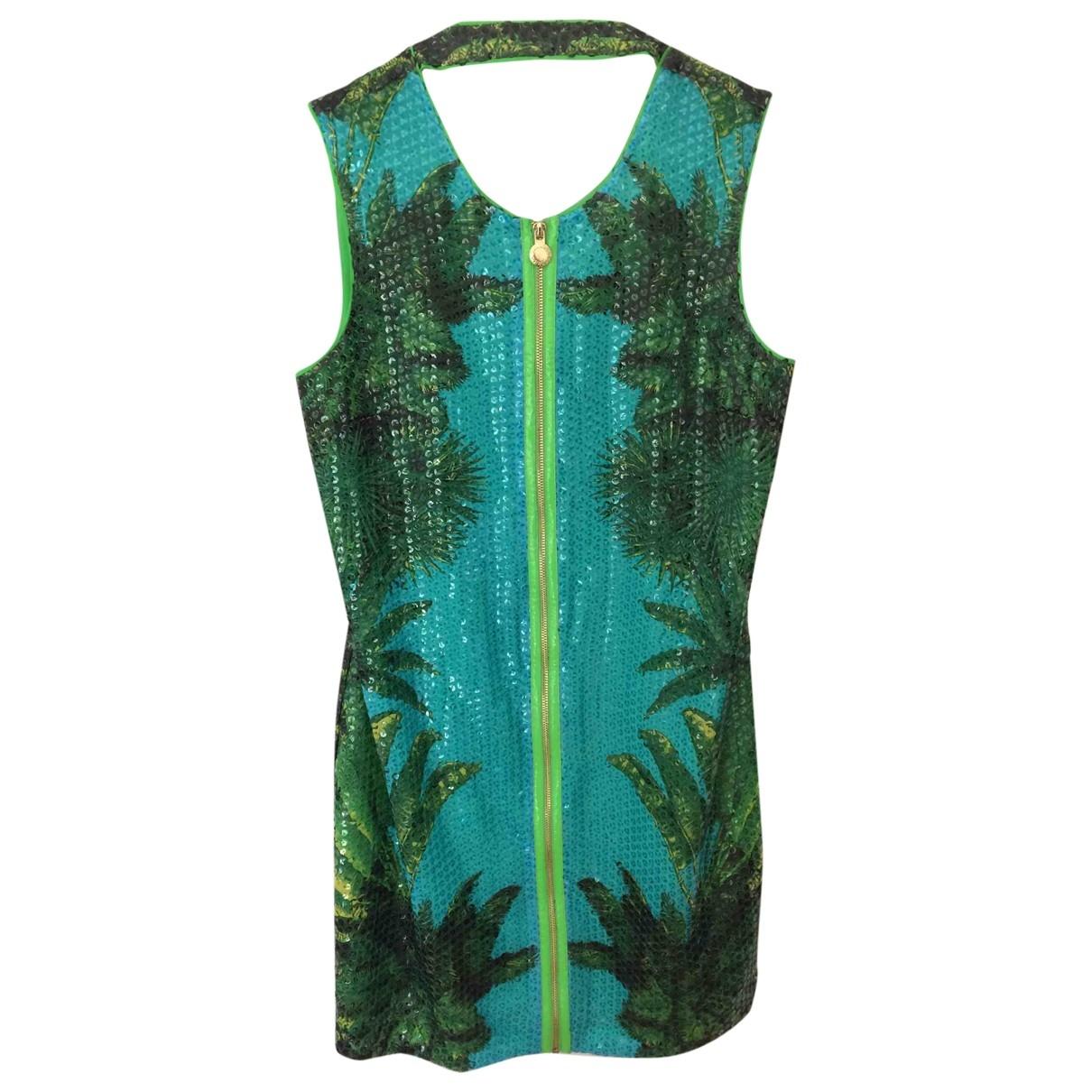 Mini vestido Versace X H&m