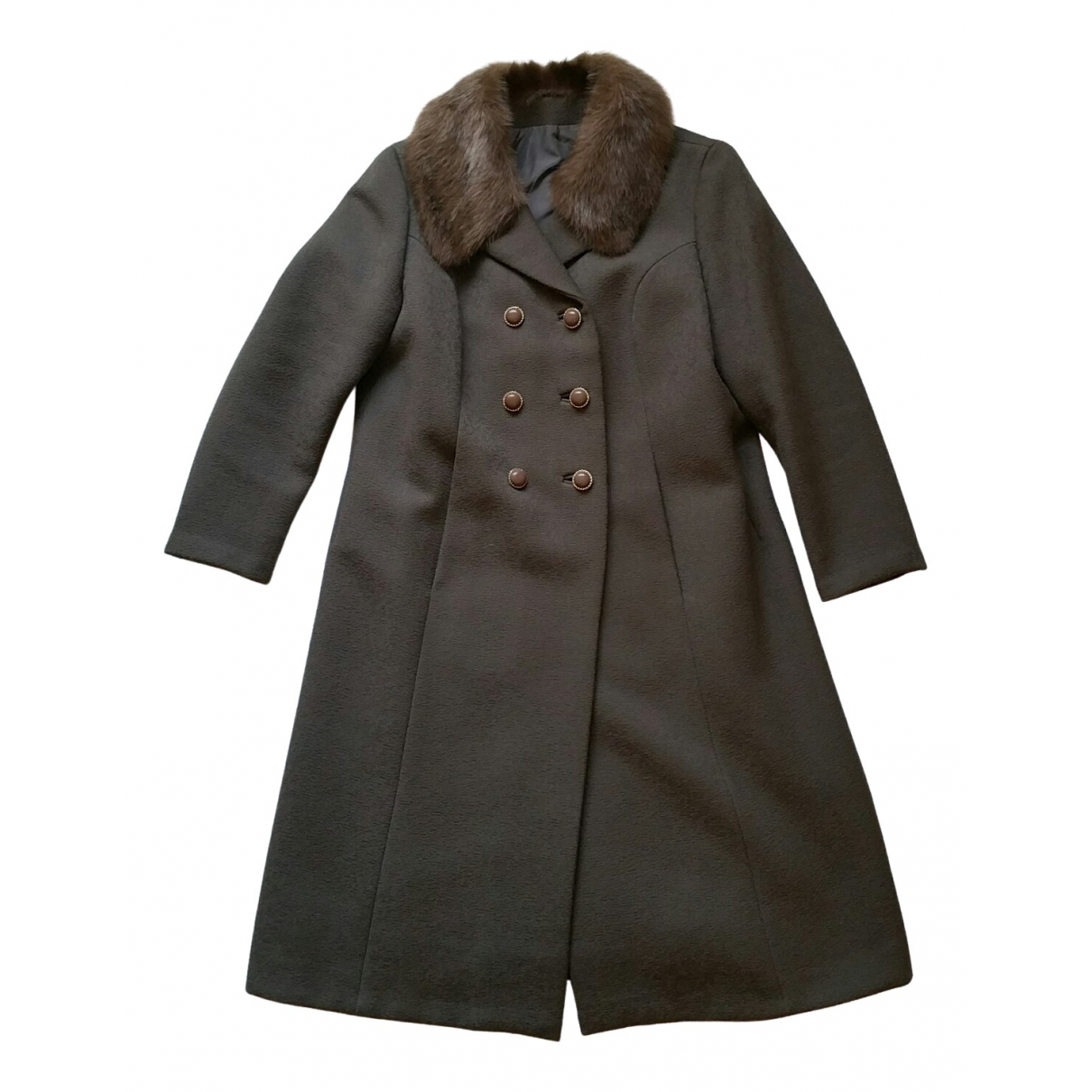 Max Mara \N Wool coat for Women 44 IT