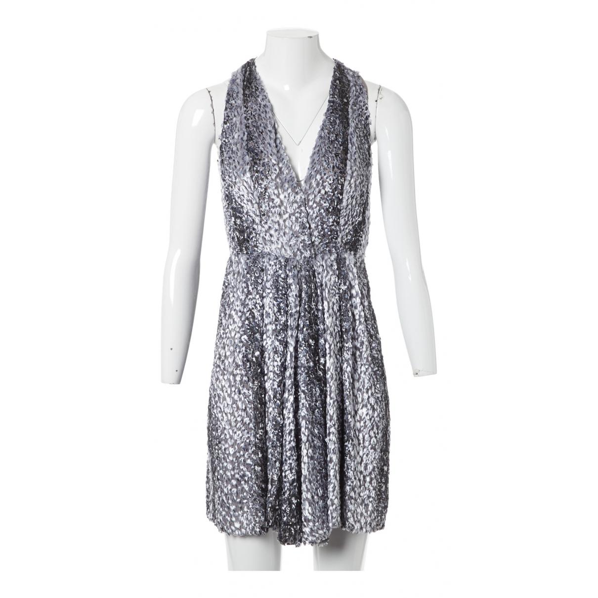 Balenciaga \N Grey dress for Women 38 FR