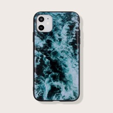 Waves Pattern iPhone Case