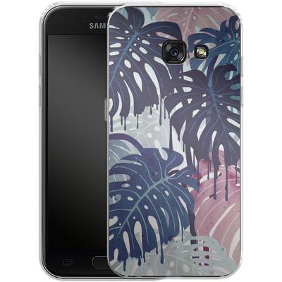 Samsung Galaxy A3 (2017) Silikon Handyhuelle - Monsteramelt von Little Clyde