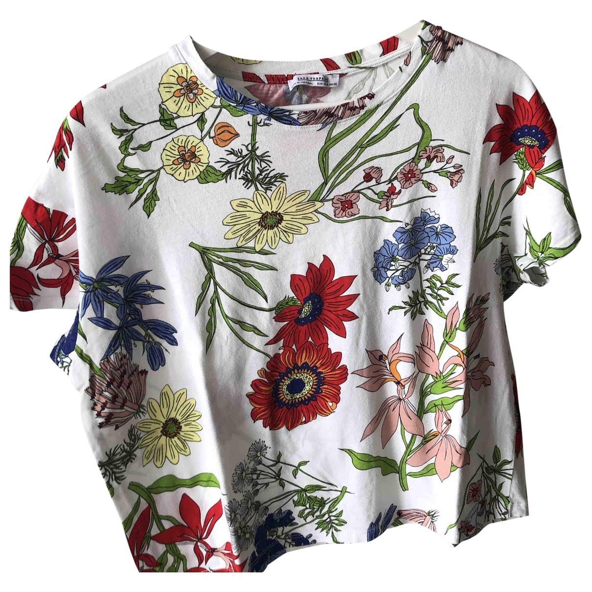 Zara \N Cotton  top for Women S International