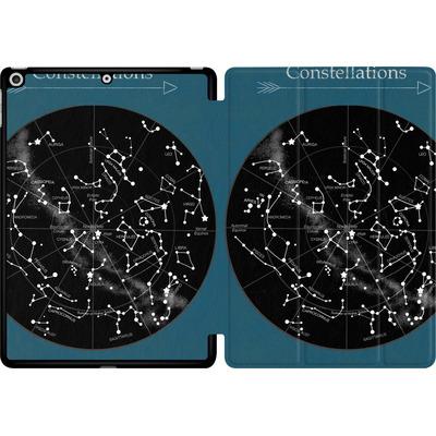 Apple iPad 9.7 (2018) Tablet Smart Case - Constellations von Terry Fan