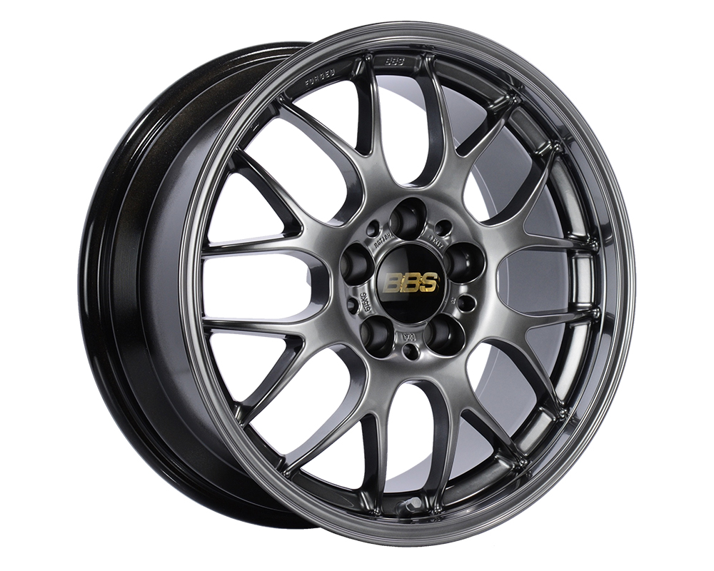 BBS RG-R Wheel 17x7.5 5x114.3 48mm Diamond Black RG744HDBK