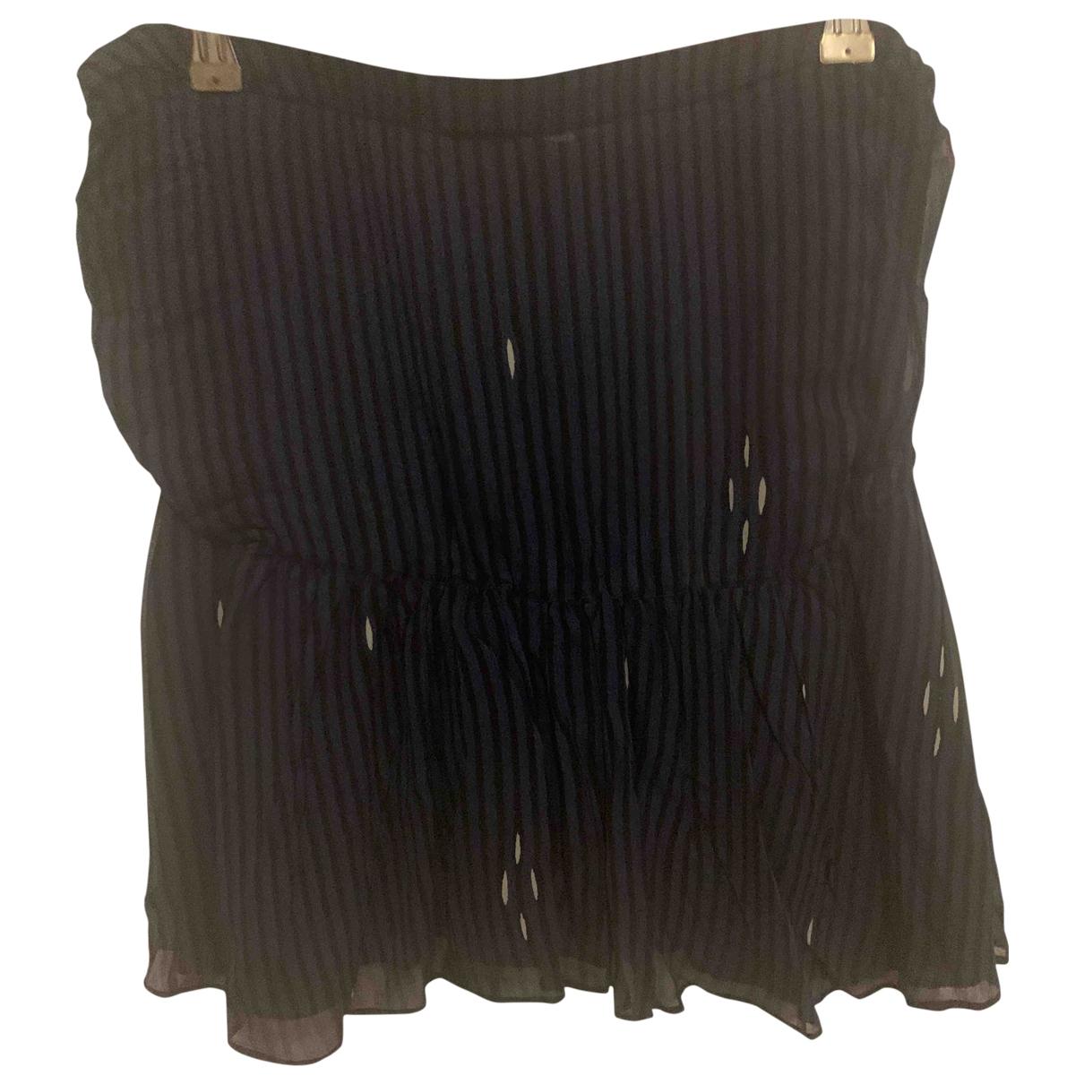 Isabel Marant Etoile \N Blue skirt for Women 40 FR