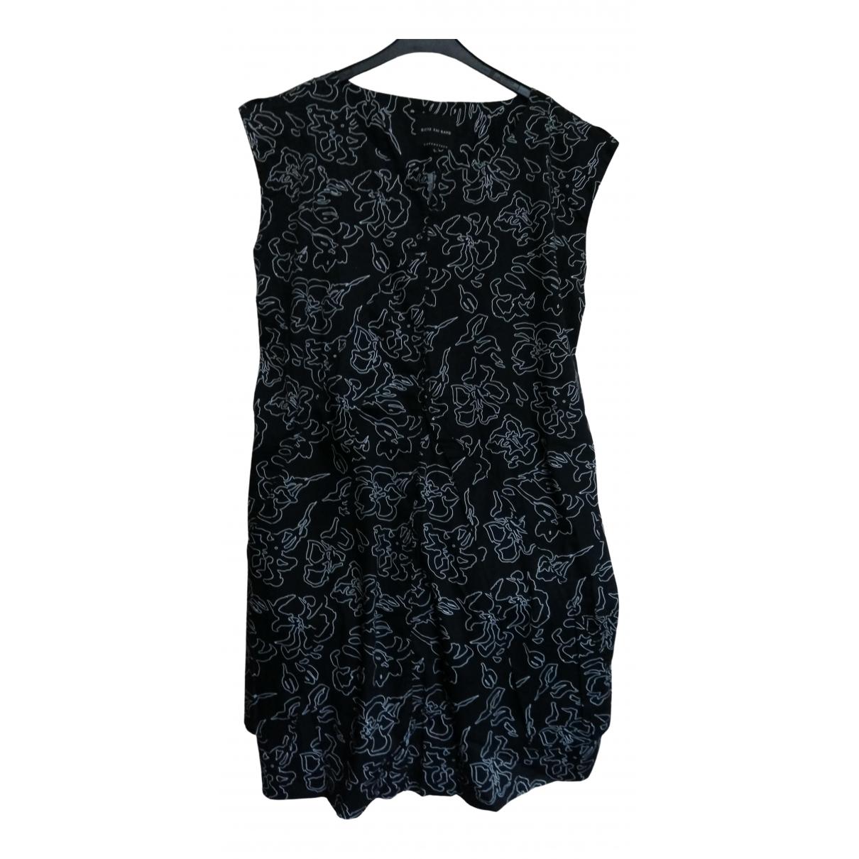 Bitte Kai Rand \N Black Cotton - elasthane dress for Women L International