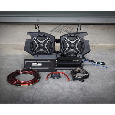 SSV Works RZR 2 Speaker Plug-and-Play Kit for Polaris Ride Command Systems - RZ4-2ARC