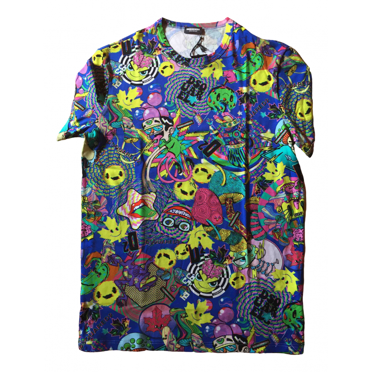 Dsquared2 \N Multicolour Cotton T-shirts for Men L International