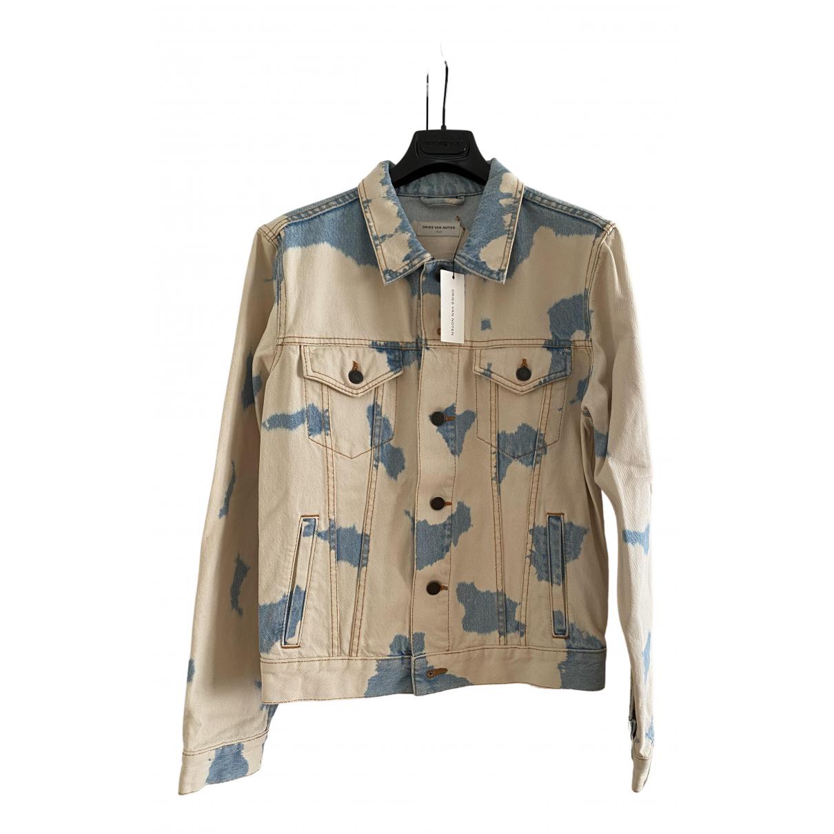 Dries Van Noten N Multicolour Denim - Jeans jacket  for Men S International