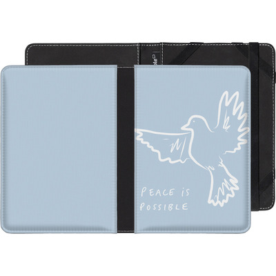tolino shine eBook Reader Huelle - Peace is Possible von caseable Designs