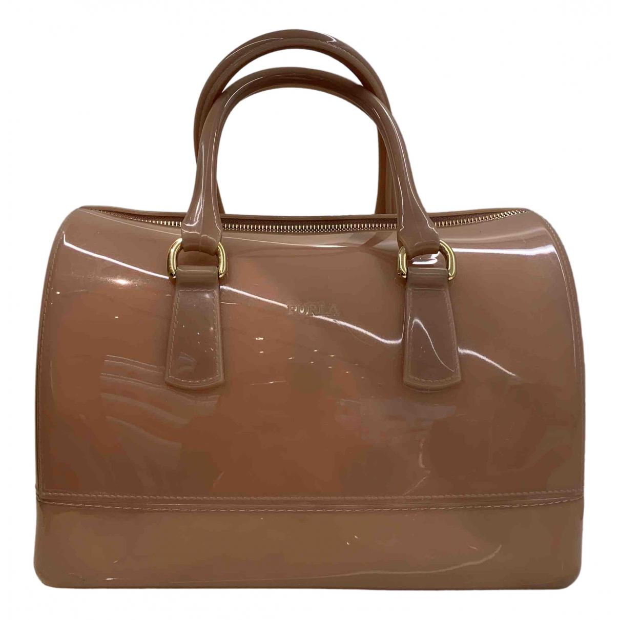 Furla Candy Bag Pink handbag for Women N