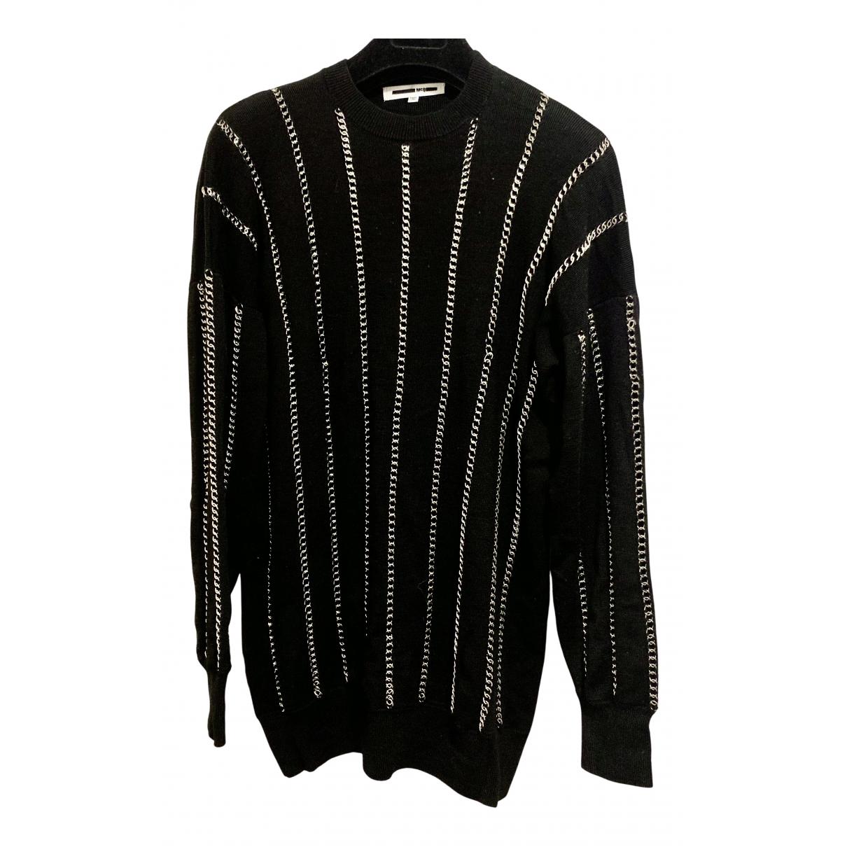 Mcq N Black Wool Knitwear for Women 38 FR