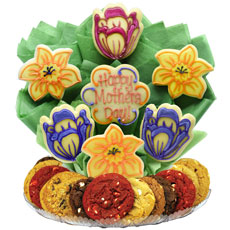 Mother's Spring Blossom Cookie BouTray™