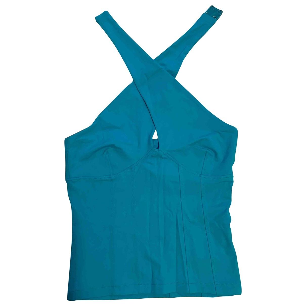 Karen Millen \N Turquoise  top for Women S International