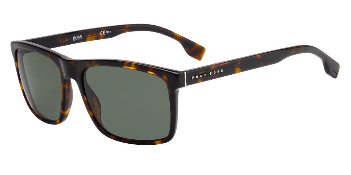 Boss by Hugo Boss Boss 1036/S 086/QT Men's Sunglasses Tortoise Size 58