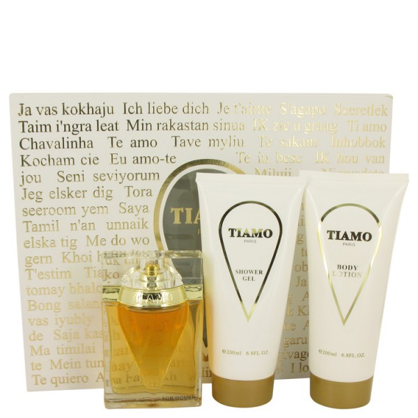 Tiamo - Parfum Blaze Geschenkbox 100 ml