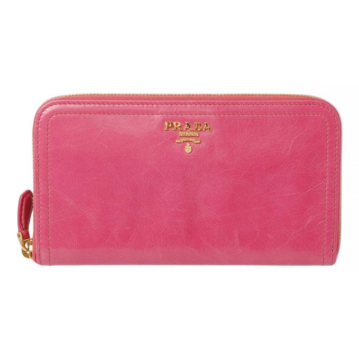 Prada N Pink wallet for Women N