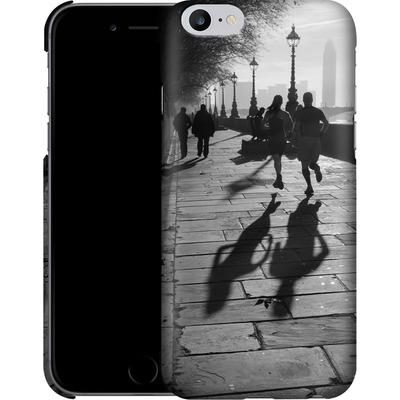 Apple iPhone 6 Plus Smartphone Huelle - Walk If You Must von Ronya Galka