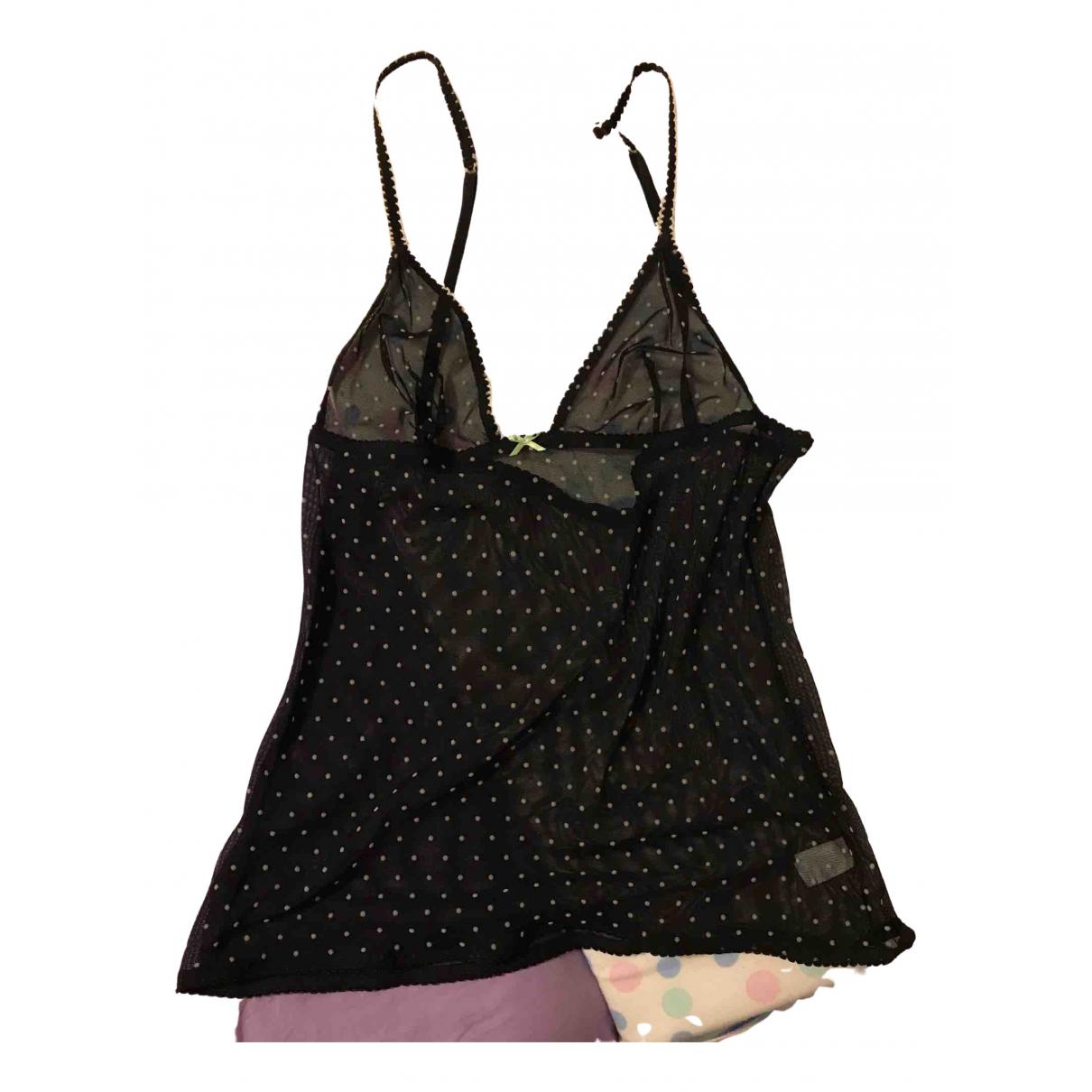 Emporio Armani \N Black  top for Women 44 IT