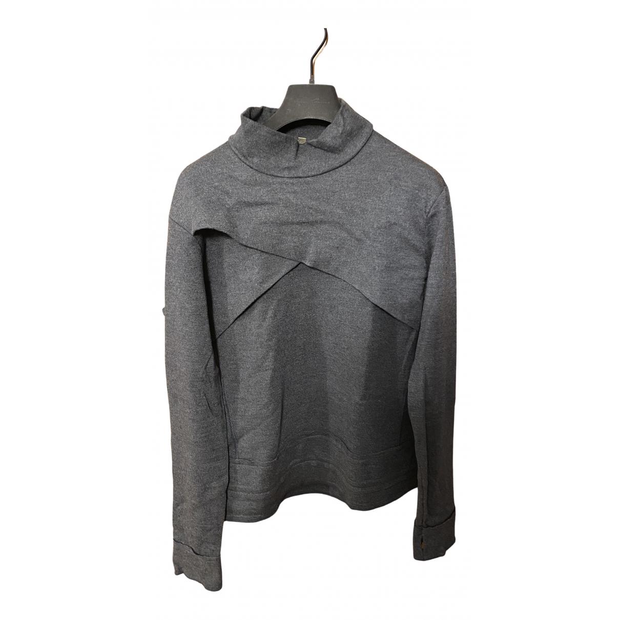 Tim Van Steenbergen N Grey Wool Knitwear & Sweatshirts for Men L International