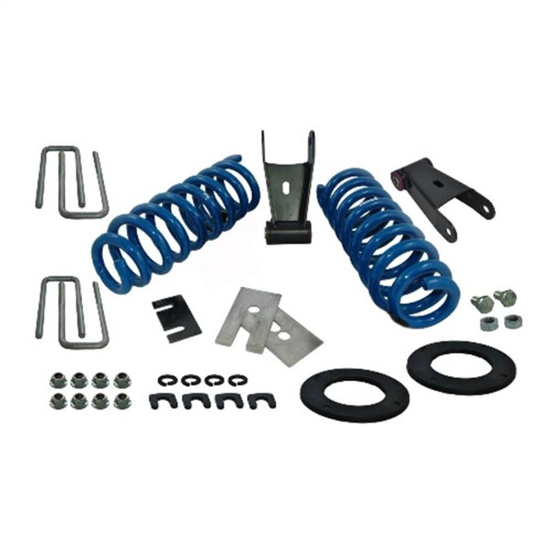 Ford Racing M-3000-H4A Lowering Kit Ford Front and Rear